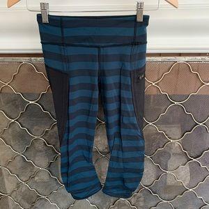 Lululemon Sz 2 Crop leggings